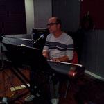 Pascal,rockandco répétition du 29 10 2015 aux studios de la cartonnerie de reims