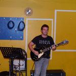 Eric, rockandco répétition du 10 09 2015 aux studios de la cartonnerie de reims