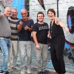 rockandco répétition du 10 09 2015 aux studios de la cartonnerie de reims
