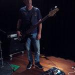 Stéphane,rockandco répétition du 29 10 2015 aux studios de la cartonnerie de reims