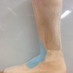 3D Fußmodell (Leisten)