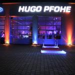 Hugo Pfohe GmbH - Halleneinweihung am 02.12.2011