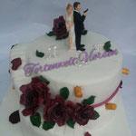 Schützen Hochzeitstorte für ca 38 bis 40 Personen 250 euro