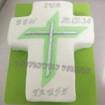 Tauftorte Kreuz ab 65 Euro