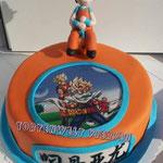 Dragonball Torte ab 65Euro