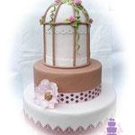 Birdcake Cake mit Magic Decor ab 290 Euro