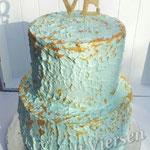 Romantische Torte 4,50 pro PErson in Wunschfarbe und Wunschfüllung