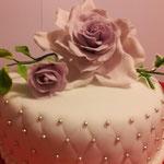 Rosentopper Hochzeitstorte ab 43 Euro