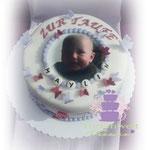 Foto Tauftorte Geburtsarmband ab 48 Euro
