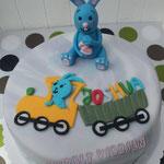 Blauer Hase Torte ab 65 Euro