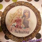Trockenkuchen mit Kuvertüre und Foto ab 29 Euro