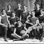 1900-1901 basketball team