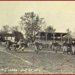 Lombard vs. Eureka football game 10-25-1913