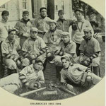 1903-1904 baseball club team