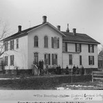 ladies boarding house circa 1889/1890