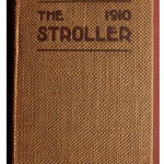 1910 Stroller yearbook