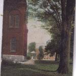 campus postcard