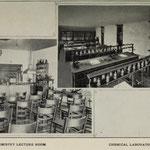 1914 chemistry lab