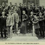1908 St. Patrick's Literary & Debating Society