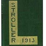 1913 Stroller yearbook