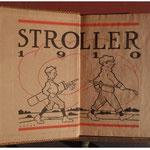 1910 Stroller yearbook