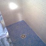 gresite en baños