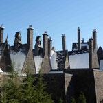 und Hogesmade, das Harry Potter Dorf....
