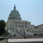 Washington mit dem grossen Kapitol