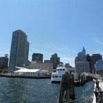 Der Hafen ist wirklich wunderschön...