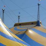 Der Cirque du Soleil hat seinen Hauptsitz in Montreal