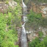 Noch ein Wasserfall...