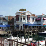 Der San Franciso Pier in Orlando...