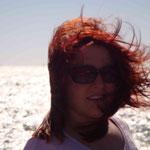Wieder mal sehr windig auf der Überfahrt von Fort Morgan nach Dauphin Island