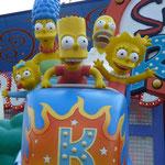 Auch die Simpsons wollen Ihren Vergnügungspark...