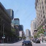 Die Innenstadt ist sehr beeindruckend und zeichnet sich durch viele schöne Gebäude aus...