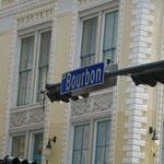 Ankunft in New Orleans... unser Hotel liegt direkt an der Bourbon Street...
