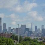 Auf dem Weg nach Cadott führt uns unser Weg noch an Chicago vorbei...