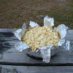 jaaaa, super leckeres Grill-Popkorn! :-)