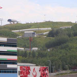 Die Olympische Bobbahn