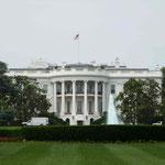 und natürlich das Weisse Haus...