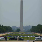 Das Washington Monument...