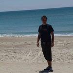 Mit dem Mietauto gehts vorerst mal weiter nach Verginia Beach...