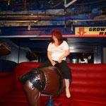 Ride the Bull, baby!