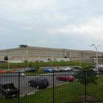 Das Pentagon.... 22'000 Mitarbeiter arbeiten hier...
