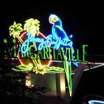 Auch eine Margeritaville gibt's hier...