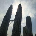 und zum Abschluss nochmals die Towers... :-)