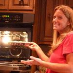 Branda versucht uns mit Ihren Kochkünsten zu beeindrucken...