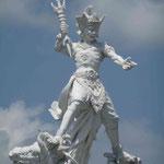 Endlich in Denpasar Bali angekommen..........