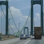 So, das wars auch schon wieder von Washington... Weiter nach Atlantic City...
