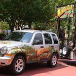 Das Madagaskar Auto...